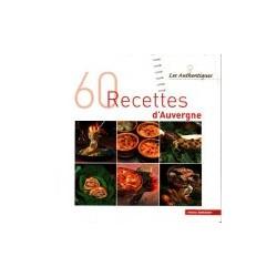 60 recettes d'Auvergne